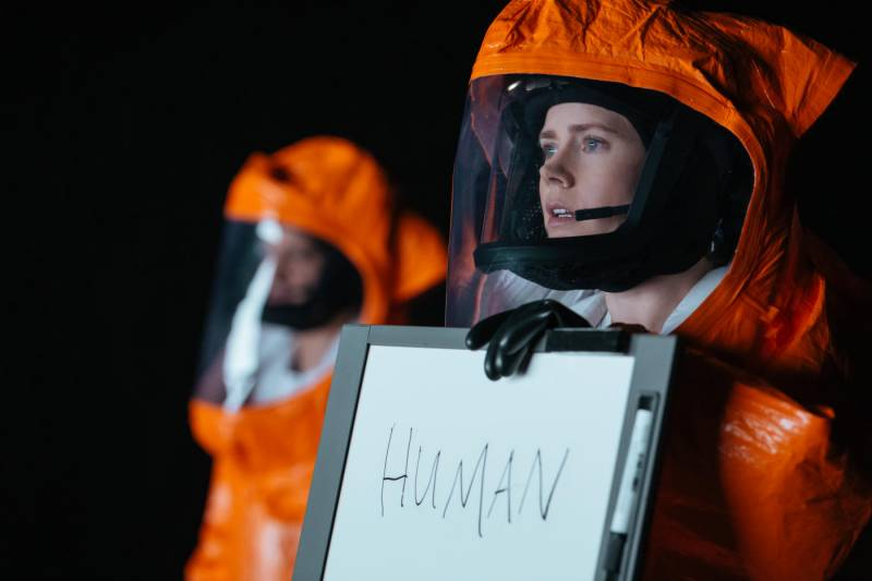 Critic's Choice: Arrival