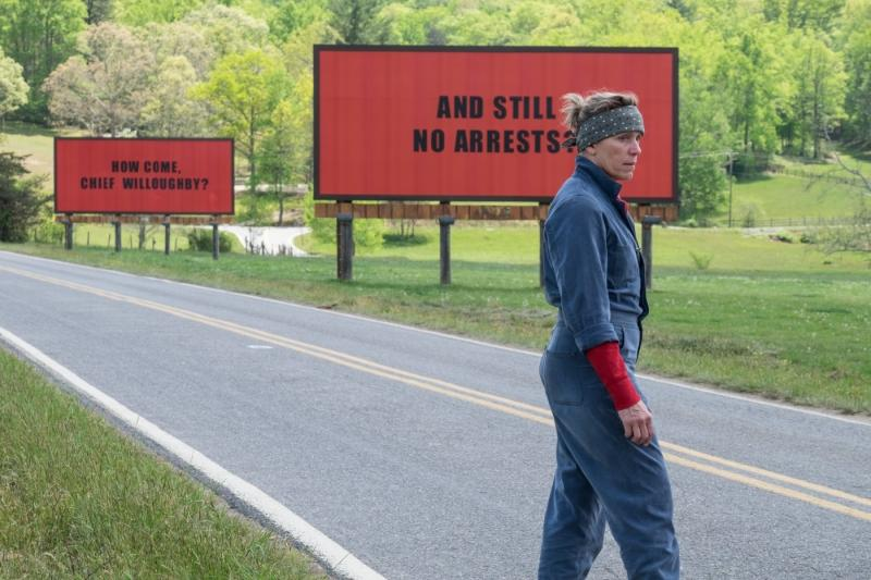 Three Billboards Outside Ebbing Missouri